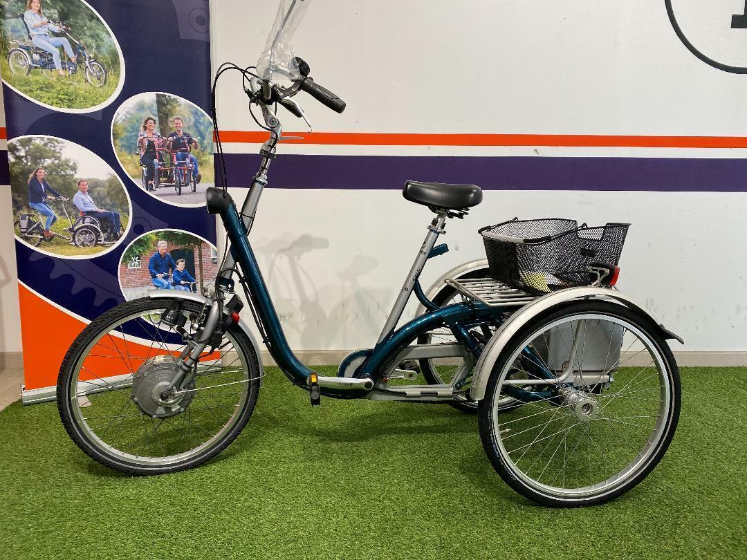 Van Raam Maxi Therapeutisches Elektro Dreirad mit Neuen Akkus