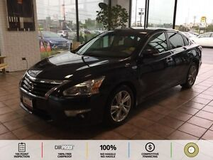 2014 Nissan Altima 2.5 SL BACKUP CAM! TAN LEATHER! BLUETOOTH!...