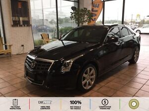 2014 Cadillac ATS 2.5L TOW MODE! SPORT MODE! BT! LEATHER!
