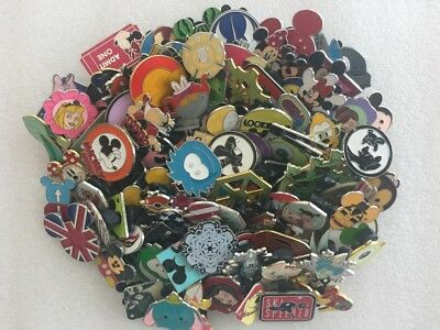 DISNEY TRADING PINS LOT 50 NO DUPLICATES FAST SHIPPING, US SELLER