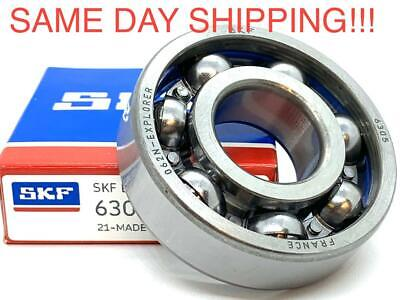 6305 Skf Open No Seals Deep Ball Bearing 25x62x17 Mm Same Day Shipping
