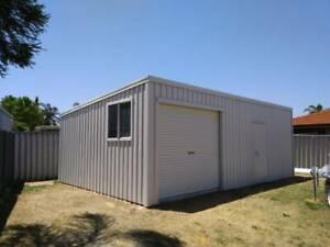 Skillion Roof Shed Garage | Sheds & Storage | Gumtree ...