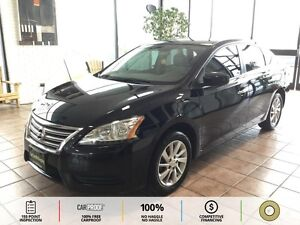 2013 Nissan Sentra 1.8 SV PUSH TO START! ECO! SPORT! HEATED S...