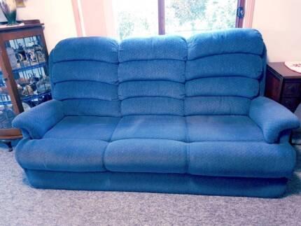 Dark blue Lounge