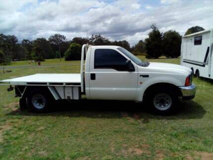 2001 Ford F250 Table top 4.2 Turbo Desiel