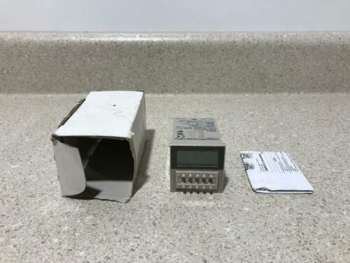 Omron Timer H3CA-A NEW