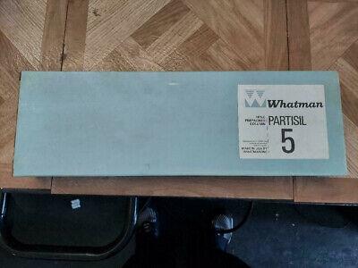 Whatman Hplc Pre Packed Column Partisil -5 New Surplus Unused