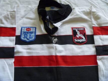 Gold Coast jersey