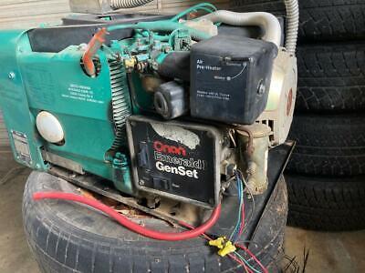 Onan 4000 Rv Generator Genset. Emerald Plus.