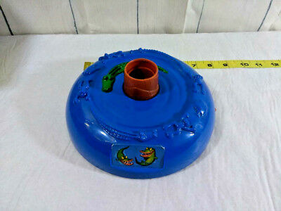 Flippin Frogs Game (2007 Flippin' Frogs Game Replacement Parts ~ Tree Base ~ Tested ~ Ships)
