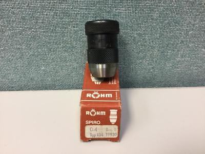 Rohm Keyless Chuck S4-t0019920 0 To 532 Capacity New