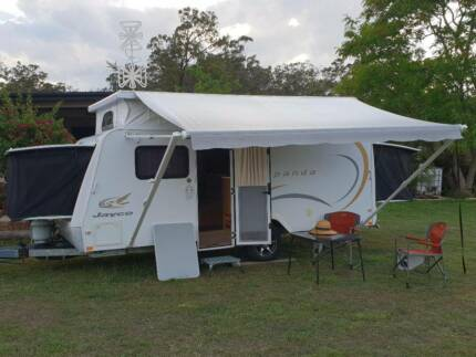 2010 Jayco Expanda excellent condition Lockyer Valley Preview