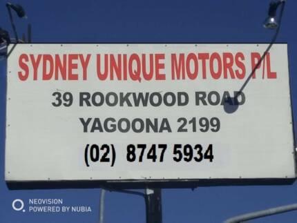 Sydney Unique Motors