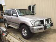 Toyota Landcruiser 1998 100 Series Cannonvale Whitsundays Area Preview