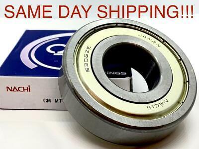6306zz C3 Nachi Bearing Electric Motor Quality 30x 72x19mm Same Day Shipping