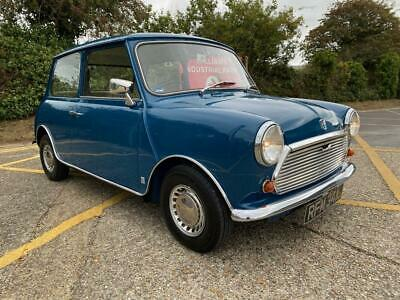 1973 Austin Mini 1000cc. Auto. Teal Blue. Only 33k. 2 Owners. Stunning.