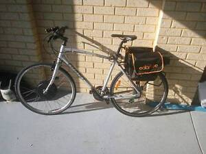 Electric Giant Hybrid Commuter Bike Solarbike Bassendean Bassendean Area Preview