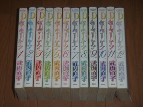SAILOR MOON new edition complete set of 1 ~ 12 volumes NAOKO TAKEUCHI