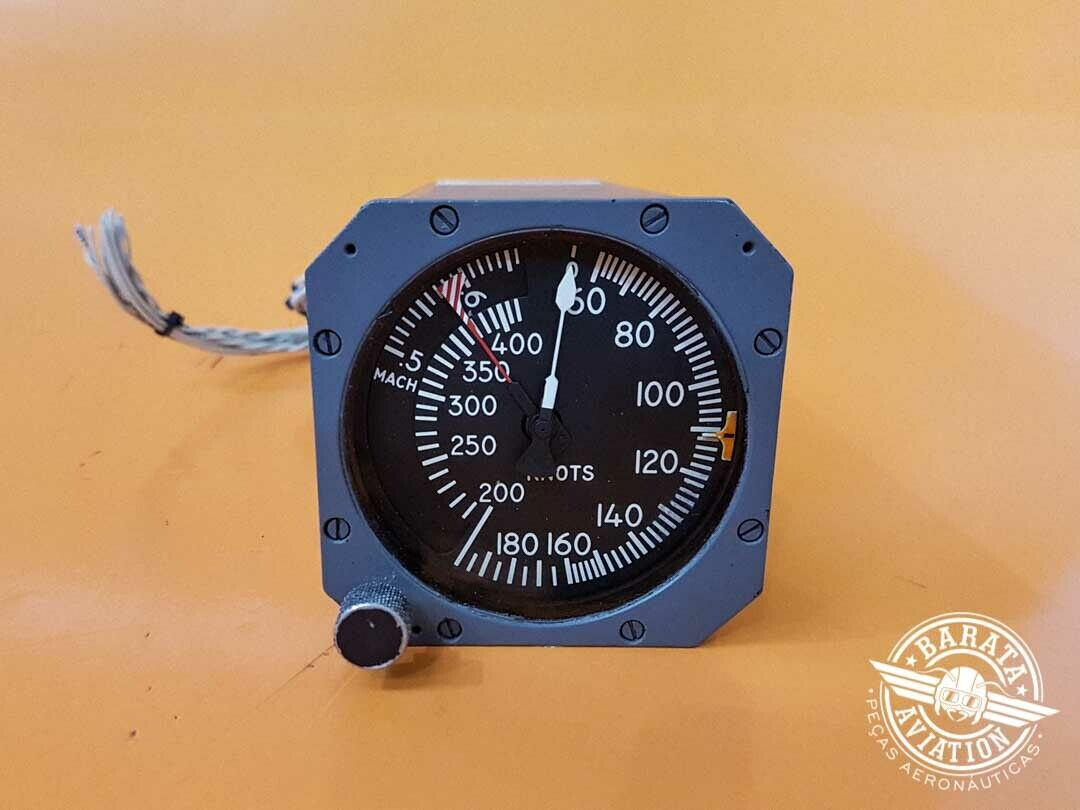 Kollsman Max Aloowable Airspeed Indicator and Transmitter P/N A4143710066