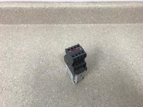Abb AL9 Contactor W/ CA5-04E Contact Block