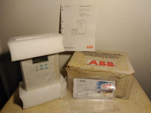 NEW ABB Kent-Taylor 4600 Series pH / Redox Transmitter Wall Mounted 4630/500AM
