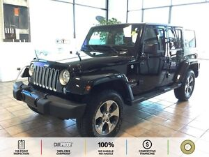 2016 Jeep Wrangler Unlimited Sahara CRUISE! 2H 4H 4L! HILL AS...