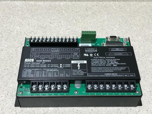 Asco 5220 Series