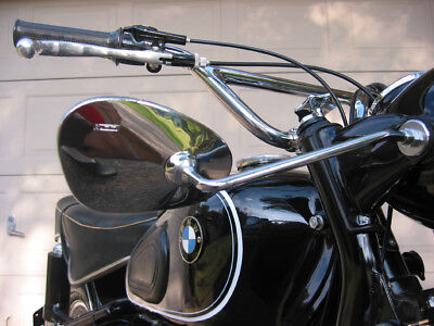 Bumm Headlight Mirrors for BMW /2 R50/2 R60/2 R69S R50 R60 R69 R27 R75/5 R60/5 for sale  Shipping to Canada