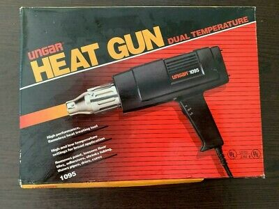 Ungar 1095 Dual Temperature Heat Gun 1000w 60hz 120vac