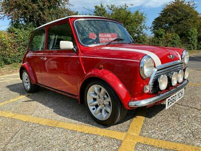 SOLD Rover Mini Cooper Sportspack. 1275cc MPi. Solar Red. History file. Awesome.