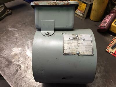 Hobart Washer Am-12 Pump Motor Stator Part No. Ml18491 1 Hp 230v 3 Phase