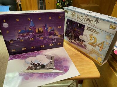 Harry Potter Funko 2019 Limited Edition Advent Calendar - Box & Display ONLY!