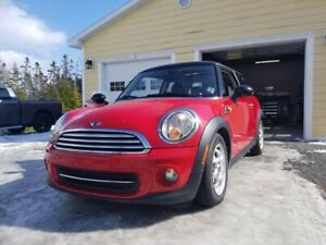 2013 Mini Cooper Hatchback