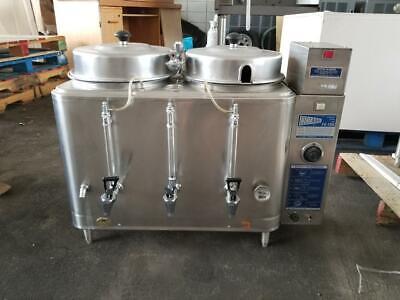 Grindmaster-cecilware Fe100n Double Coffee Urn