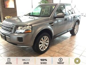 2013 Land Rover LR2 LEATHER! HTD SEATS! BT! ROOF!