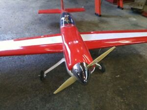 EXTRA 300S - 58 inch wingspan remote control plane