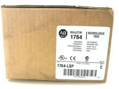 Allen Bradley Micrologix 1500 1764-lspc