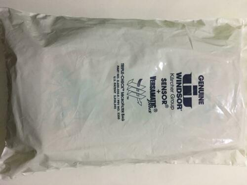 GENUINE Windsor Sensor & Versamatic Plus Vacuum Bags 10 Pack
