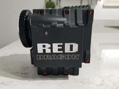 Red Epic-X Dragon 6k Camera Body Only -410 Hrs