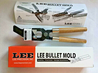 Molds - Lee Bullet Mold Double Cavity