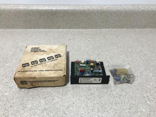 KB Electronics DC Motor Speed Control KBIC-120 NEW