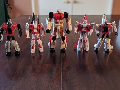 Transformers Combiner Wars Superion w/ Quickslinger and PE Upgrade Hands/ Feet