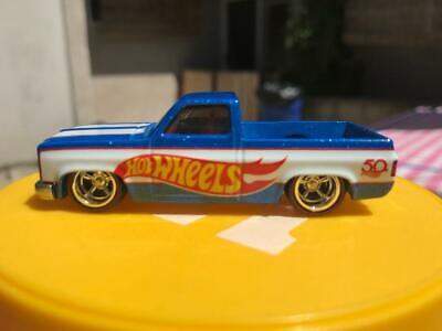 2018 Hot Wheels '83 Chevy Silverado Display Case Exclusive Truck Only-LOOSE