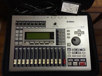 YAMAHA AW16G Multi Track Recorder MTR digital recording japan for sale  Shipping to United States