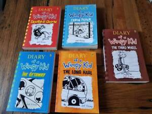 Diary of Wimpy Kid - $10 bargain