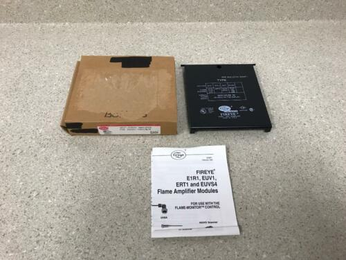 Fireye EUVS4 Self-check Amplifier NEW