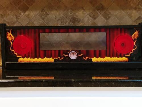 Theatre of Magic pinball LED Lighted Speaker Kit using original game speakers