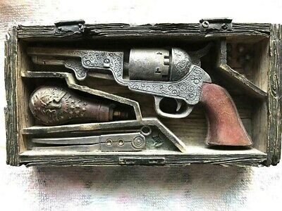 Cap and Ball Pistol Replica-By S.S. Sarna-Price Reduced