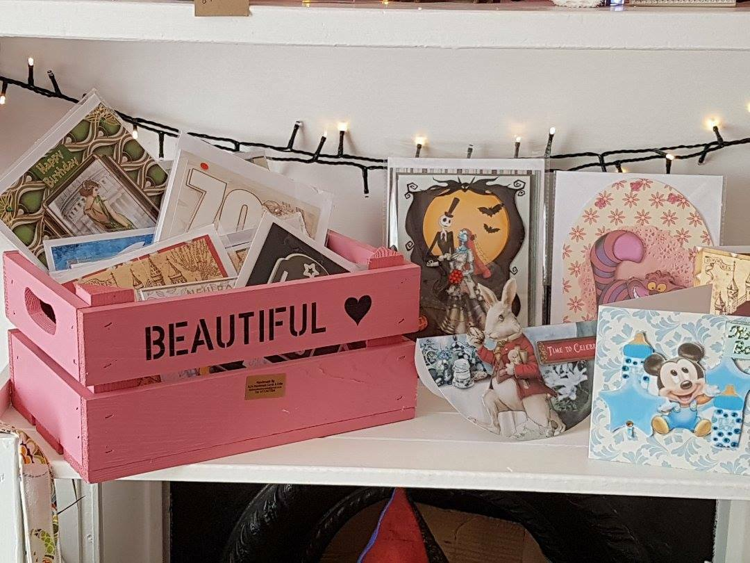 Kjs Handmade Cards, Craft and Gifts