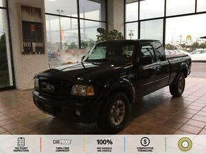 2010 Ford Ranger Sport SATELLITE RADIO! 4-WHEEL DRIVE!